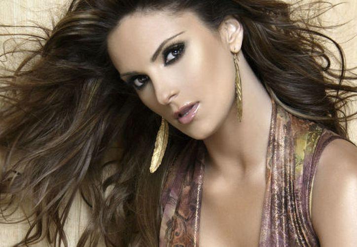 Mariana Seoane forma parte del elenco principal de la serie 'El Chema'. (Esmas.com)