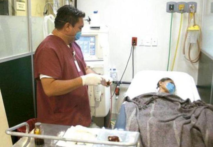 Cuando hay un daño a los riñones se puede requerir de una terapia sustitutiva como la diálisis peritoneal o la hemodiálisis. (Archivo/Sipse)