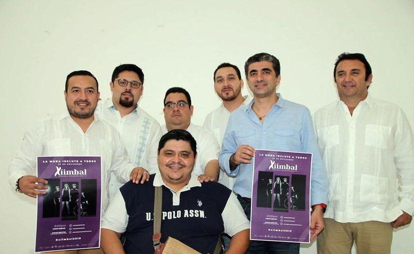 El evento Xíimbal Pasarela Inclusiva 2019 se llevará a cabo el viernes 22. (Novedades Yucatán)