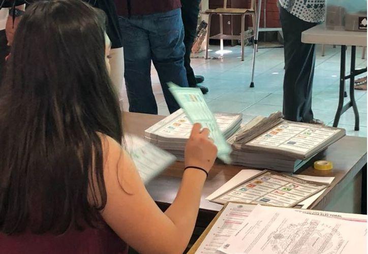 Los representantes de casillas se dieron cuenta que las boletas correspondían a las de Torreón. (Vanguardia.mx)