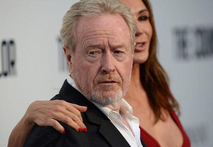 Ridley Scott está por estrenar 'Alien: Covenant', la quinta película de saga.  (Foto: Especial)