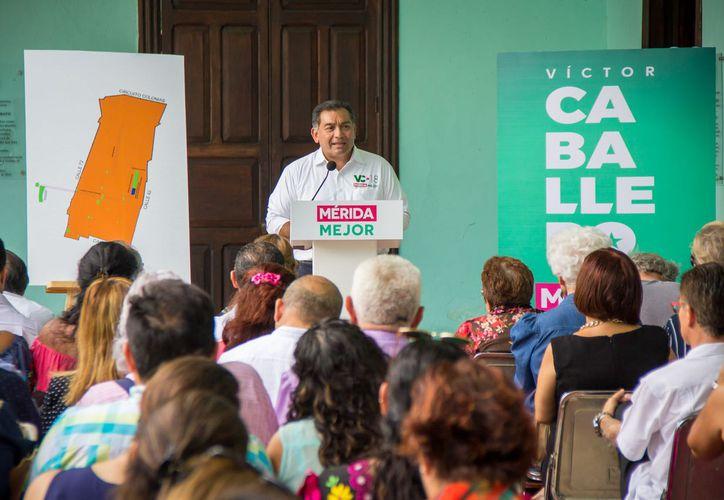 El candidato expresó que la cultura y las artes son factor de cohesión social y expresión de nuestra identidad. (Milenio Novedades)