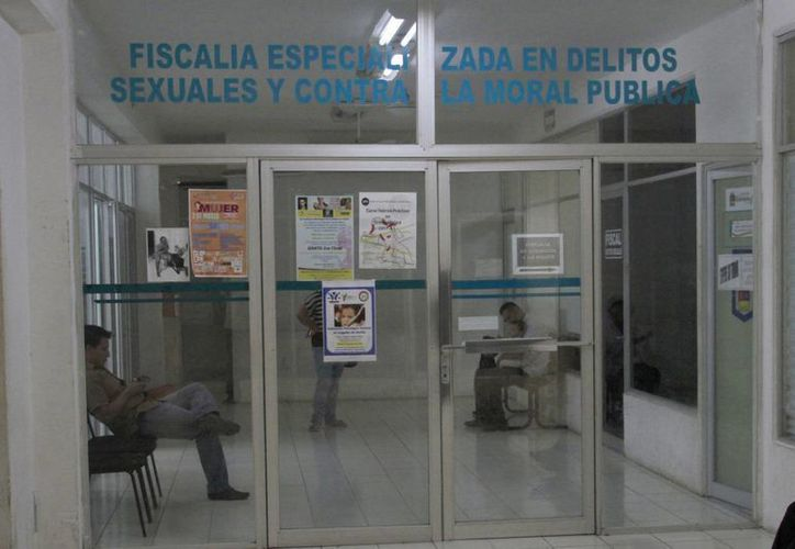 La Fiscalía Especializada en Delitos Sexuales inició una averiguación previa por este delito. (Tomás Álvarez/SIPSE)