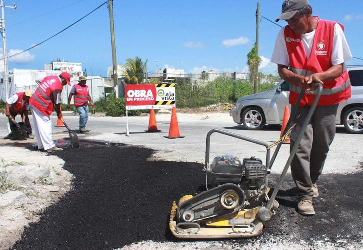 La actual administración municipal dará una nueva imagen a las calles de los fraccionamientos. (Teresa Pérez/SIPSE)