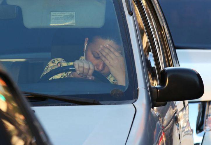 Los ruidos del tráfico y de la música callejera, por otro lado, pueden agravar el stress y los problemas para dormir. (Agencias)