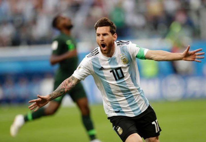 Uno de los partidos sería en la ciudad natal de Messi. (Internet)