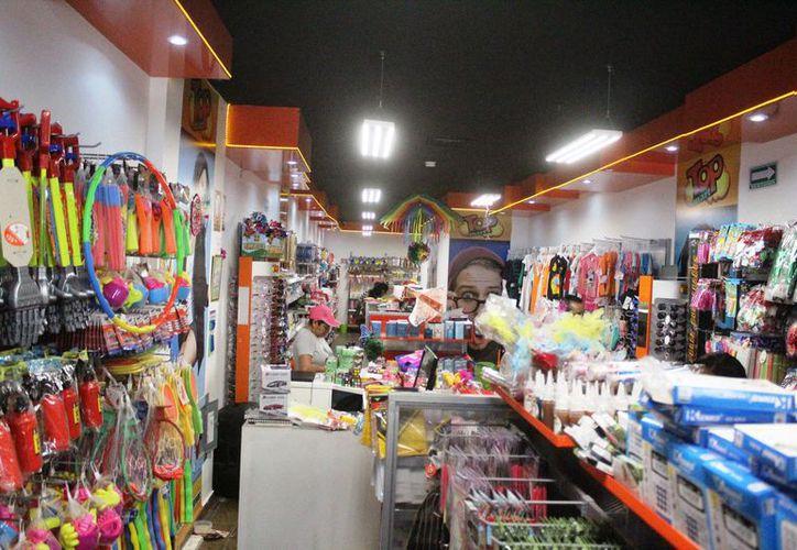 La funcionaria mencionó que se apegarán en la verificación a la Ley Federal de Protección al Consumidor. (Octavio Martínez/ SIPSE)