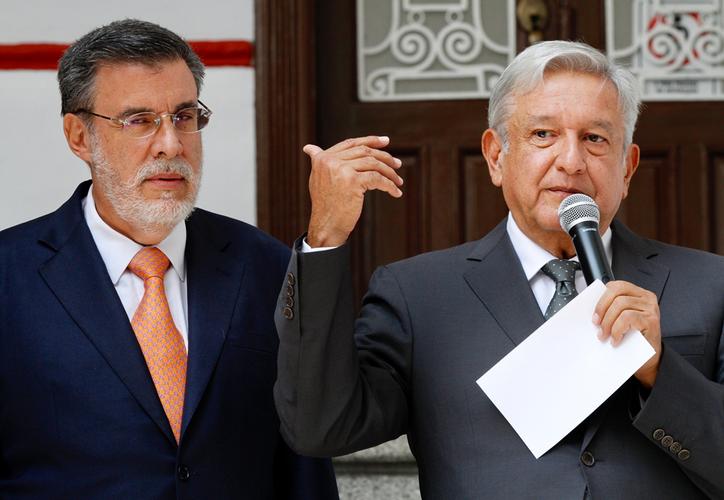 El presidente electo de México, Andrés Manuel López Obrador, anunció que presentará dos iniciativas al Congreso de la Unión el 1 de diciembre. (Notimex)