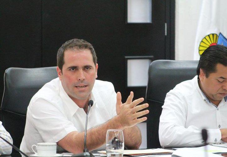 El ex titular de la Sefiplan enfrenta, al menos, siete denuncias interpuestas por la Contraloría estatal y la Auditoría Superior. (Joel Zamora/SIPSE)