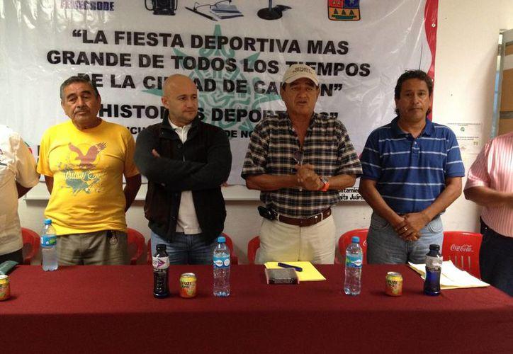 En el evento se le otorgarán reconocimiento a los ateltas, directivos e incluso a los cronistas. (Ángel Mazariego/SIPSE)