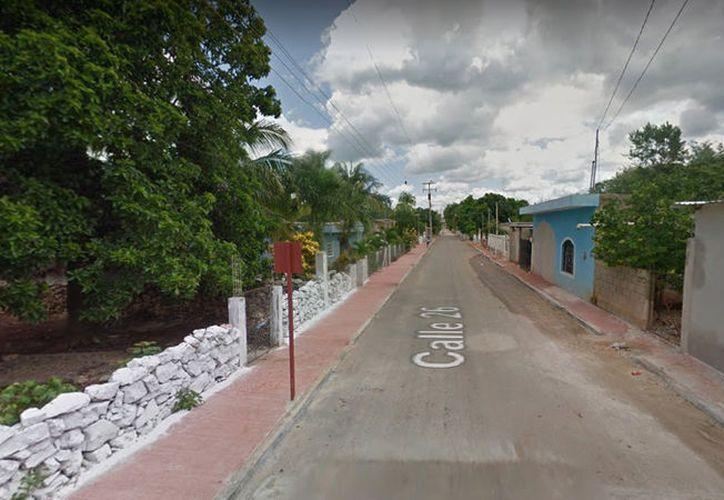 Los lamentables hechos ocurrían en el municipio de Santa Elena. (Google Maps)