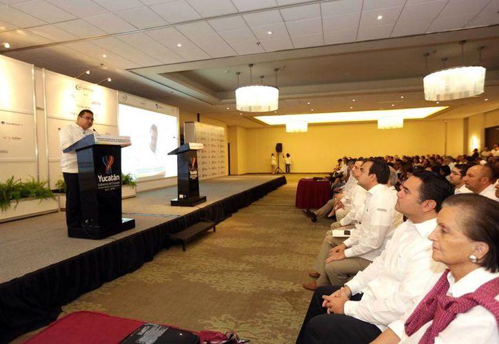 En el Seminario Internacional de Mejores Prácticas se exponen diversas iniciativas empresariales de Latinoamérica. (Milenio Novedades)