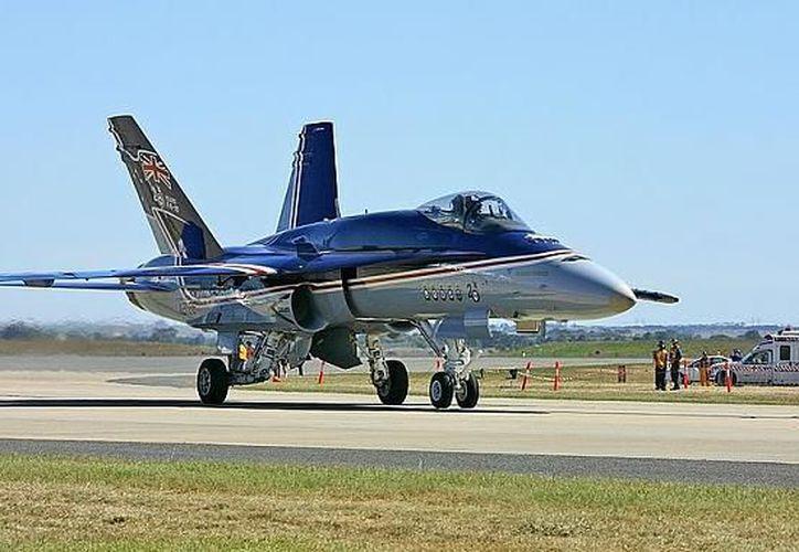 Canadá anunció que comprará 18 aviones FA-18s usados a Australia. (Contexto/Internet)