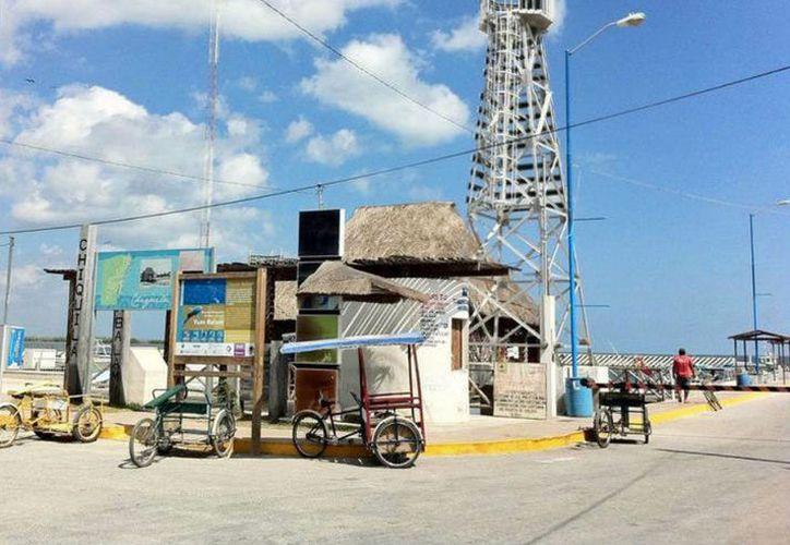 Buscan la construcción de infraestructura portuaria pesquera en el puerto de Chiquilá. (Foto: Redacción)