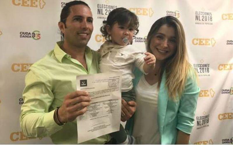 Ex Big Brother va por diputación de Nuevo León