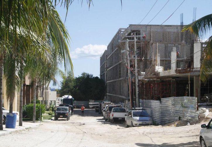 Los montos de inversión en obras van decreciendo en este destino turístico. (Octavio Martínez/SIPSE)