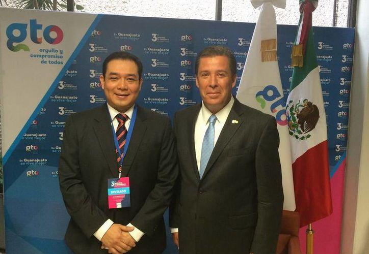 Ángel Rivero Palomo, secretario de Desarrollo Social e Indígena. (Redacción/SIPSE)