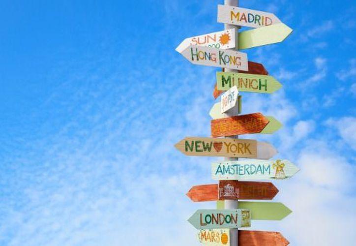 Viajar es un estilo de vida, así que despreocúpate. (Mecanolam).