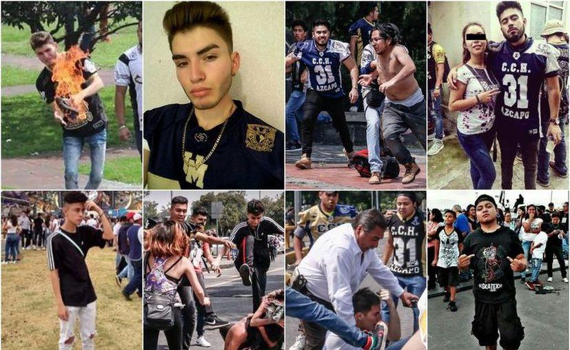 Las agresiones dejaron 14 estudiantes heridos, dos de ellos de gravedad y hasta el momento la UNAM ha expulsado a 18 universitarios. (Vanguardia MX)