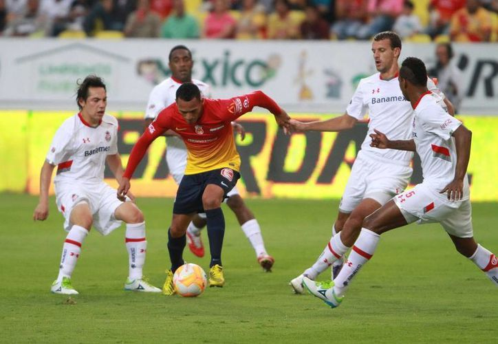 Son siete los jugadores que la Directiva del Toluca puso a la venta tras fracasar en el Clausura 2013. (Archivo Notimex)