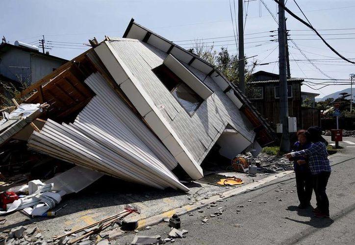 El Ministerio de Transporte e Infraestructura de Japón ha identificado más de 12 mil construcciones que podrían venirse por un nuevo temblor. (EFE)