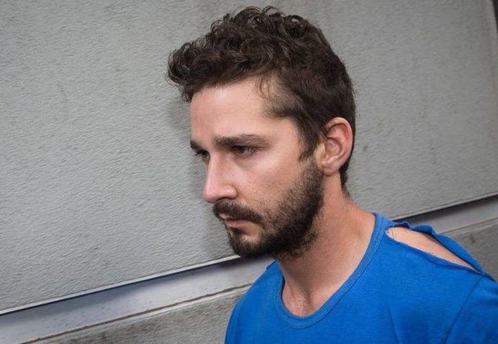 El actor Shia LaBeouf se ha visto involucrado en varios hechos escandalosos en los últimos tiempos. (mashable.com)