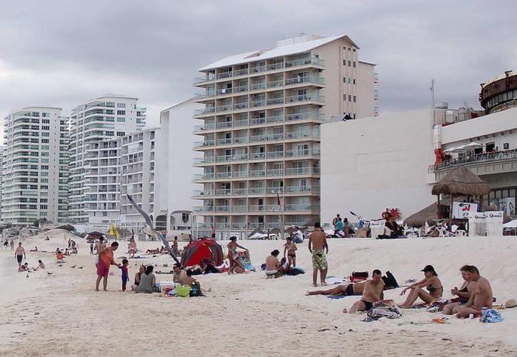 Aseguran que los porcentajes elevados en la ocupación hotelera, son el resultado del trabajo de promoción de Quintana Roo. (Redacción/SIPSE)