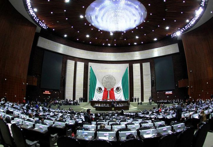 La Cámara de Diputados recibirá, en comisiones, a 10 secretarios de Estado con motivo de la glosa del Cuarto Informe de Gobierno de Enrique Peña Nieto. (Archivo/Notimex)