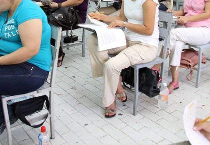 En Yucatán, hay más de 2,300 maestros que esperan una respuesta  sobre cómo serán evaluados en sus conocimientos y aptitudes en las aulas. La imagen es de contexto. (Milenio Novedades)