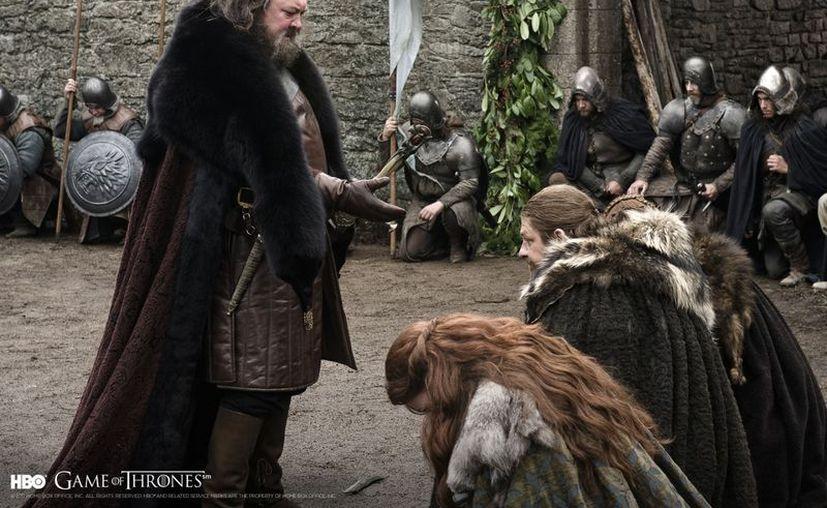 'Game of thrones' es de las series de televisión preferidas en cuanto a descargas. (hbo.com)