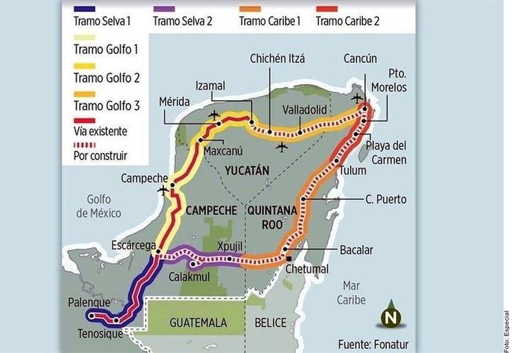 Según el Fondo Nacional de Fomento al Turismo, los trabajos iniciarán una vez listo el contrato. (Foto: Reforma)