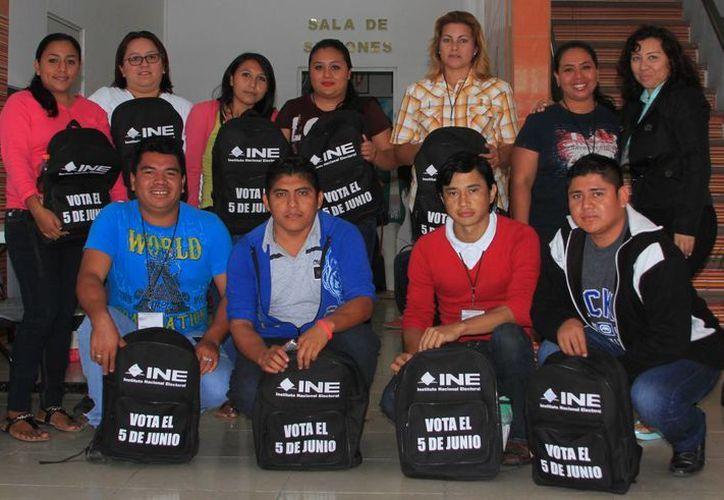 Se pretenden instalar 470 casillas  en el distrito 02.  (Claudia Martín/SIPSE)