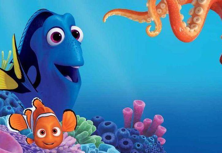 La nueva cinta de Pixar, 'Buscando a Dory', es la más taquillera en Estados Unidos en lo que va de 2016. (Agencias)