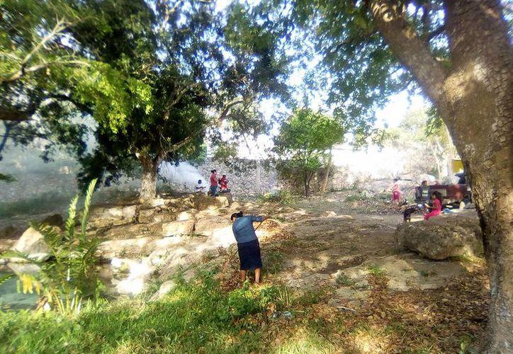 Cada año, cuando concluye el ciclo escolar del nivel secundaria abandonan sus pueblos, para apoyar en el sustento de la familia. (Carlos Castillo/SIPSE)