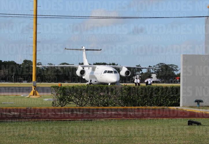 La recuperación de los aeródromos que permanecieron en el abandono por la falta de mantenimiento y renovación de permisos, es una de las apuestas de VIP Saesa para recuperarse y convertirse en una verdadera empresa. (Joel Zamora/SIPSE)