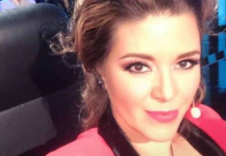 La guapa actriz, afirmó su postura ante tal escena en sus redes. (Foto: Diario Presente)