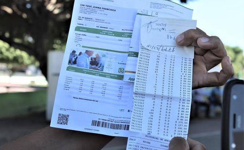 Van a aclarar la situación de los recibos con tarifas elevadas.