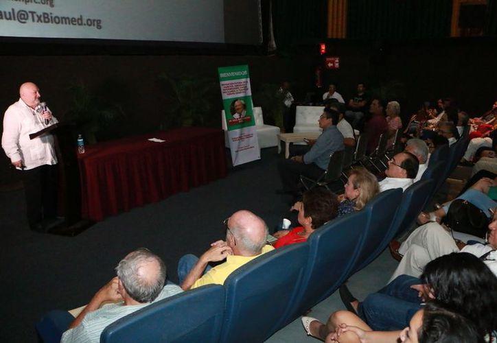 Conferencia del Dr. Raúl Bastarrachea Sosa, una eminencia mundial contra esta pandemia. (Milenio Novedades)