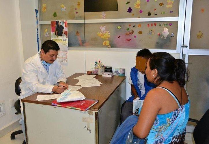 La búsqueda se inició en clínicas y hospitales de la región para tratar de ubicar a la octogenaria. (Harold Alcocer/SIPSE)