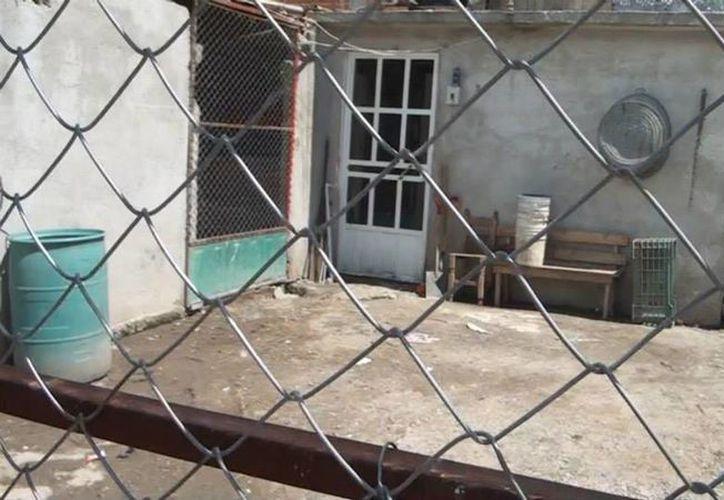 Este es el domicilio de Juan Castillo Pérez, que arrojó a un gato a la muerte tras torturarlo. (Facebook)
