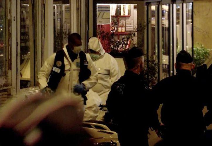 El atacante fue asesinado por la policía francesa. (Foto: Reuters).