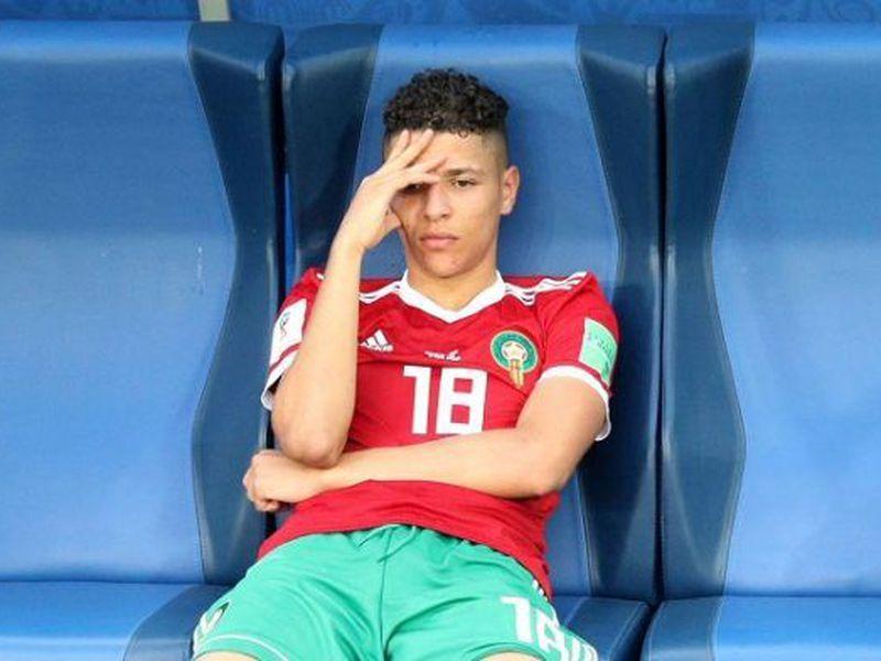 Tras la eliminación de Marruecos en el Mundial, uno de sus jugadores, Amine Harit, atropelló y mató a una persona (Foto: moroccoworldnews.com)