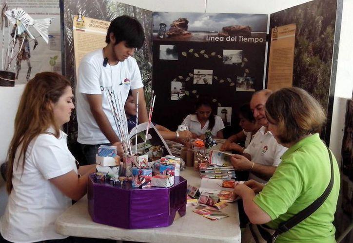 El objetivo es promocionar la reutilización de los materiales en los ciudadanos. (Francisco Galvez/SIPSE)
