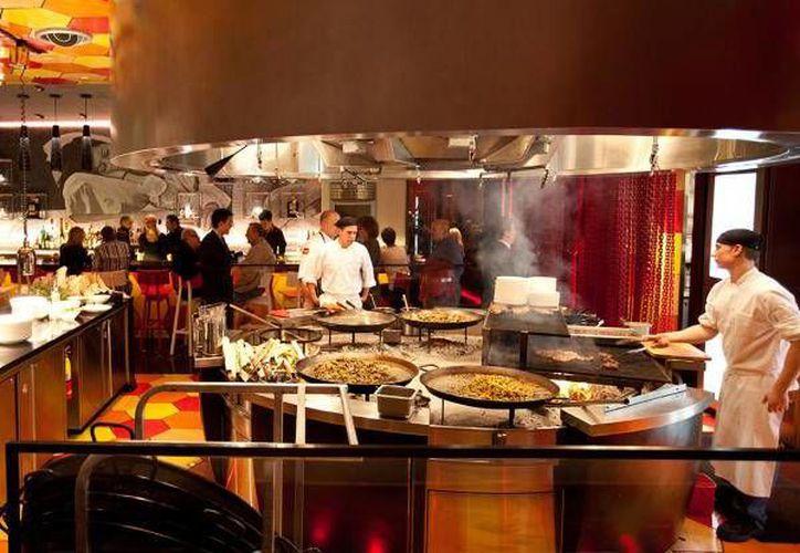 Los Restaurantes de las Vegas se quejan de recibir menos propinas debido a que los turistas provienen de países como China, país en donde no acostumbran hacerlo.(Archivo/AP)
