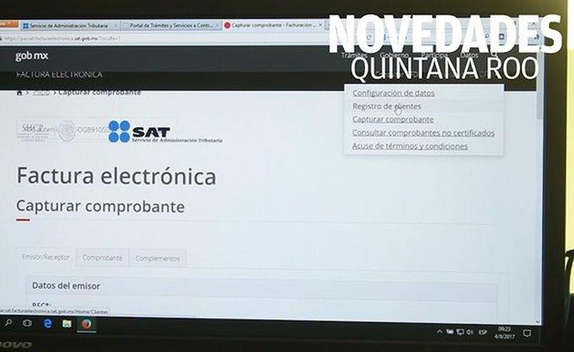 La nueva versión entró en vigor el primero de julio. (Sergio Orozco/ SIPSE)