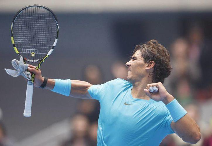 Nadal tuvo un 2012 complicado debido a lesiones, pero el 2013 le ha sonreído. (EFE)