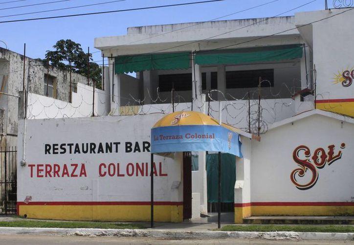 De 230 afiliados Unión de Restaurantes, Bares y Similares en Othón P. Blanco al iniciar el año, sólo continúan 190 negocios. (Harold Alcocer/ SIPSE)