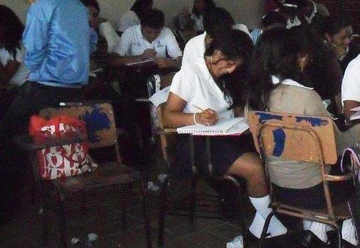 A partir del próximo año se liberaría las primeras becas a los estudiantes. (Adrián  Barreto/SIPSE)