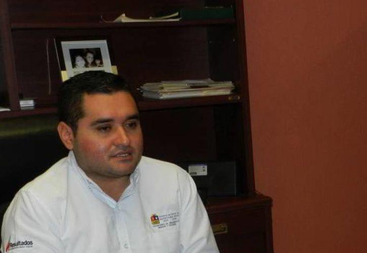 La información la dio a conocer el secretario de Desarrollo Urbano y Vivienda, Mauricio Rodríguez Marrufo. (Redacción/SIPSE)