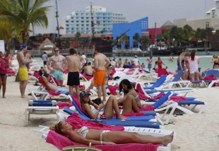 El potencial turístico de Playa del Carmen le permite aumentar la cobertura de servicios básicos, aseguran. (Foto: Contexto/SIPSE)